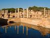 Hadrianic baths, Leptis Magna