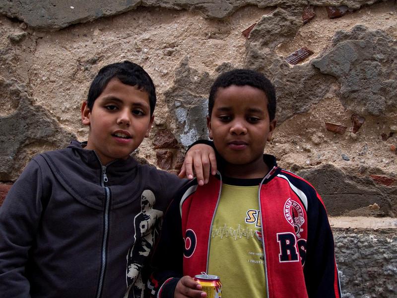 Boys, Tripoli