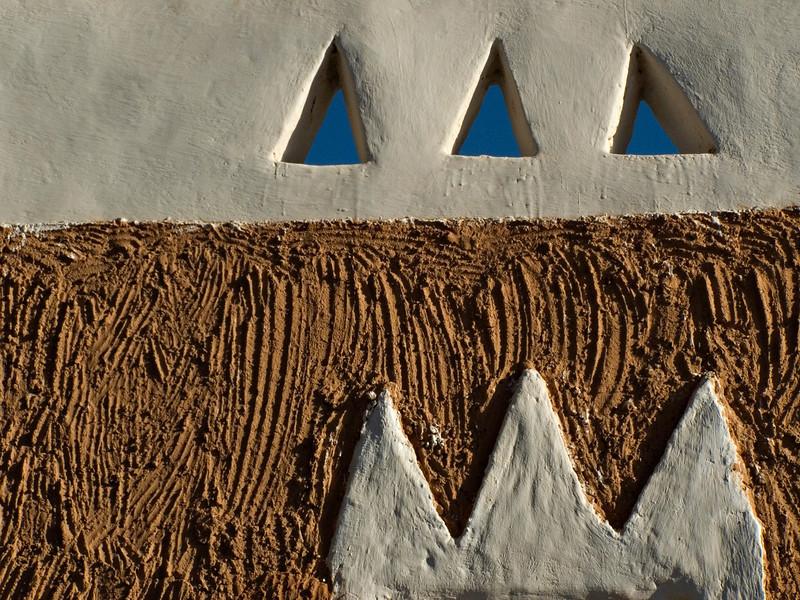 Wall, Ghadames
