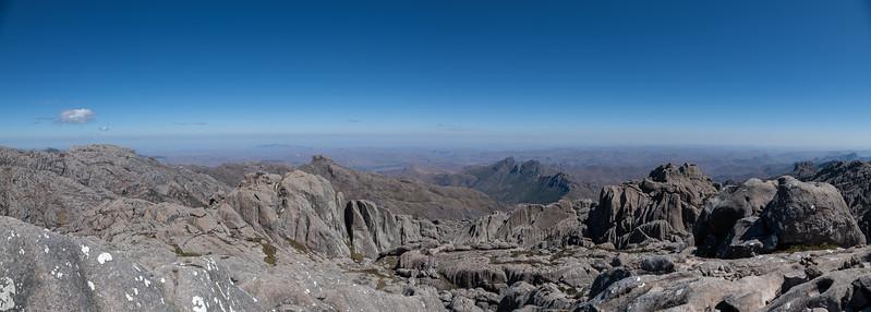 Panorama of Indingintra NP