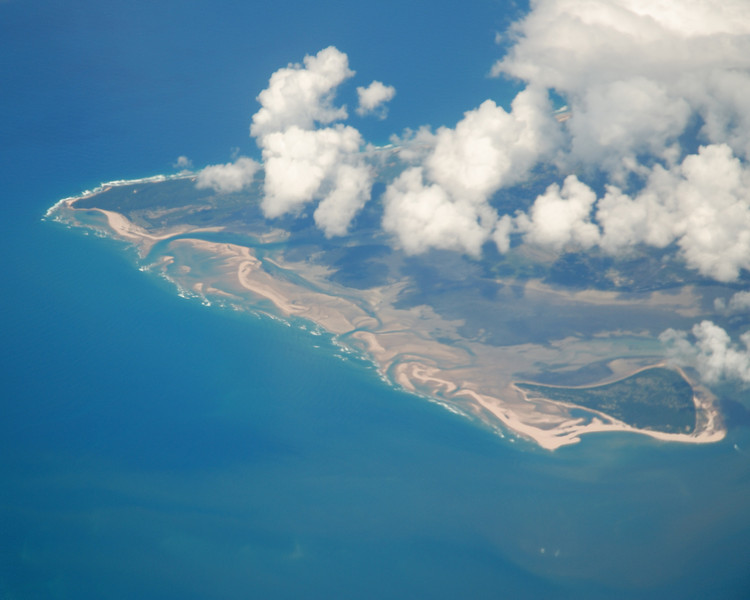 First look at Madagascar from the air