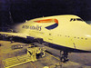 We're flying British Airways to London and then on to Johannesburg South Africa