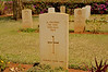 The headstones tell only the end of the story of these young men, who died seventy years ago.