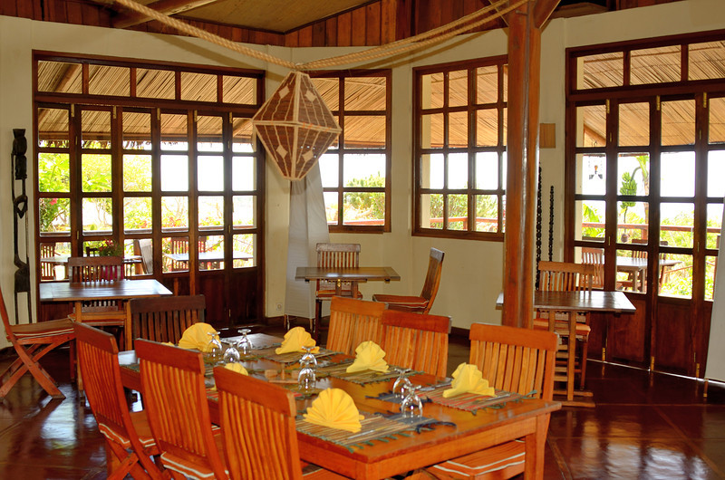 The Restaurant at the Nature Lodge