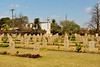 The Allies suffered about 500 casualties in the landing at Diego Suarez, and 30 killed and 90 wounded in the subsequent campaign to secure the entire island.  Diego Suarez War Cemetery contains 314 Commonwealth burials and one Belgian war grave.