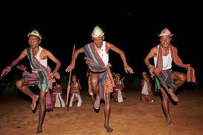 Malagasy Performers, at Mandrare