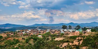 Tsahabe Village near Saha