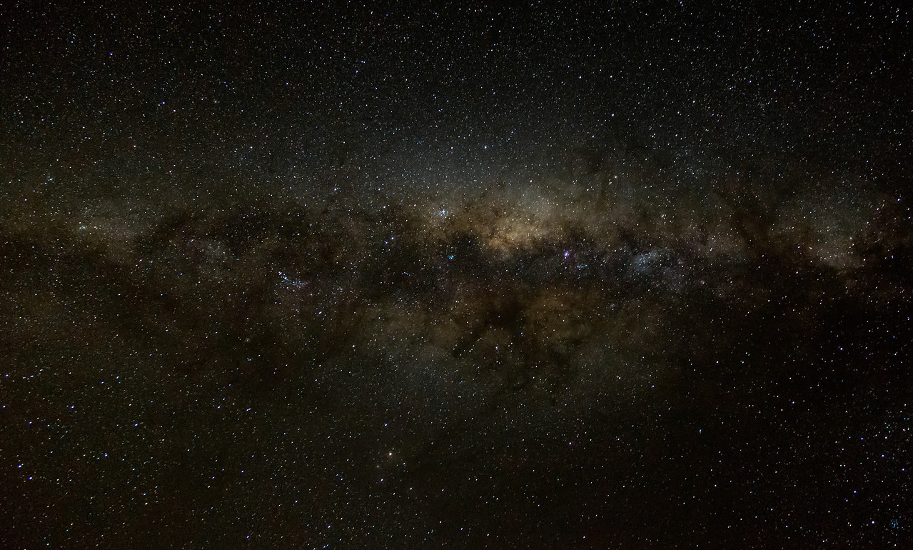The night sky, as viewed from the Indian Ocean region, is pretty incredible.<br /> <br /> Location: Ankarana National Park, Madagascar<br /> <br /> Lens used: Canon 24-105mm f4.0 IS