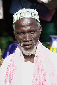 Man in Bamako