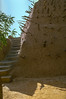 The tomb of Askia Muhammad - World Heritage.  On top of the tomb You have an overlook of the city's mud-buildings.
