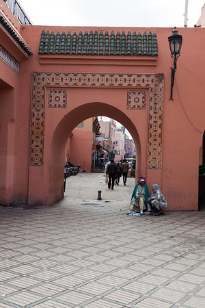 Marrakech, Day 1