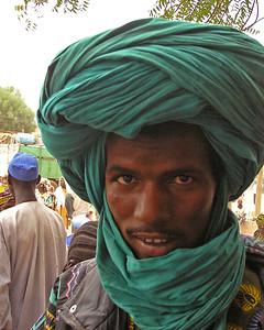 West Africa I (Mauritania to Mali), February-April 2005