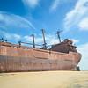 Wreck of the United Malika, Cap Blanc, Nouadhibou