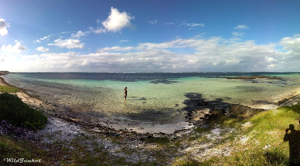 Belle Mare beach, Mauritius