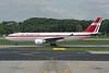 3B-NBM Airbus A330-202 c/n 883 Singapore-Changi/WSSS/SIN 21-11-09