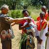 AF 511 - Zambia, Palm Sunday in Palgrove, Fr. Roman Janowski SVD