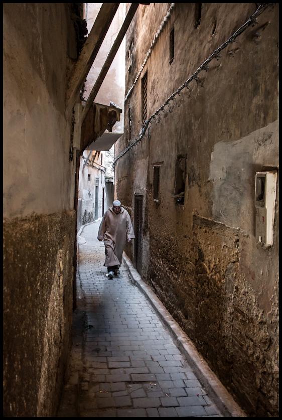 Street, Fes Medina