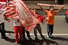 <center>Soccer Celebration   <br><br>Casablanca, Morocco   <br><br>These soccer fans enjoyed demonstrating in front of a captive audiance.    </center>