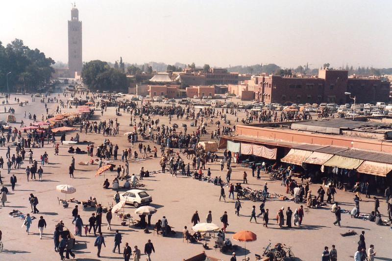 Marrakech,