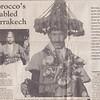 Marrakech, Marocco 1985