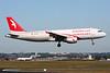 """CN-NMG Airbus A320-214 """"Air Arabia Maroc"""" c/n 4568 Brussels/EBBR/BRU 23-06-14"""