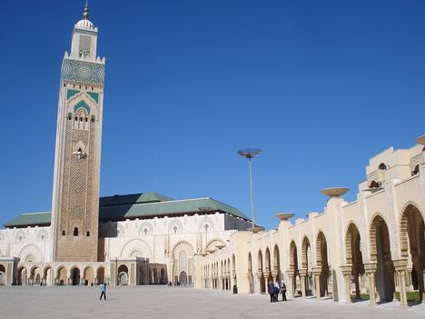 Hassan II Mosque, Casablanca - Morocco