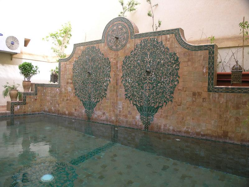 Riad Fes - Pool