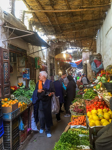 Rich sights and colors in Fez Medina