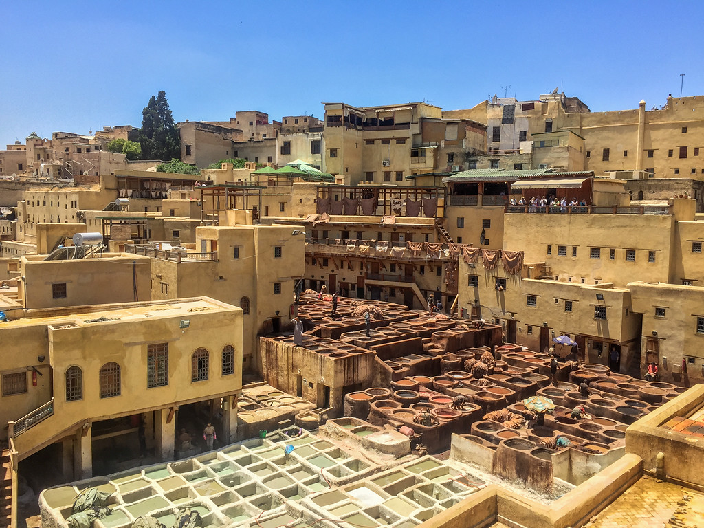 Problematizing Global Heritage in Fez, Morocco