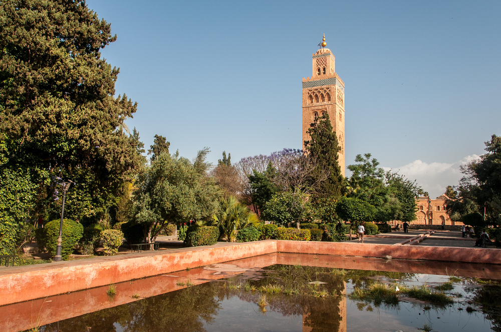 UNESCO World Heritage Site #273: Medina of Marrakesh