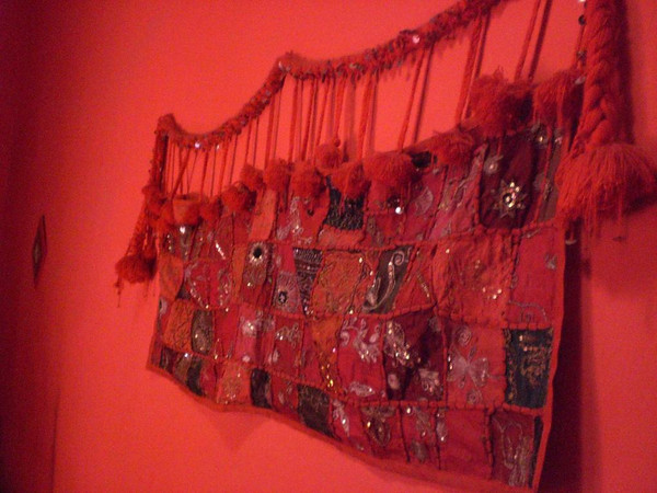 riad ghallia room decoration