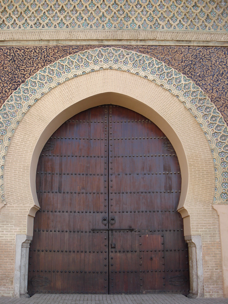 Bab El Mansour Gate, Meknes - Morocco