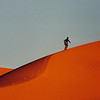 HIghest Dunes in Morocco
