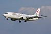 """CN-RMF Boeing 737-4B6 """"Atlas Blue"""" c/n 24807 Brussels/EBBR/BRU 31-05-09"""