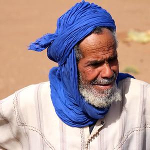 Nomad in Morocco