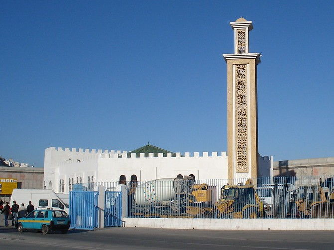 Tangier Port Mosque