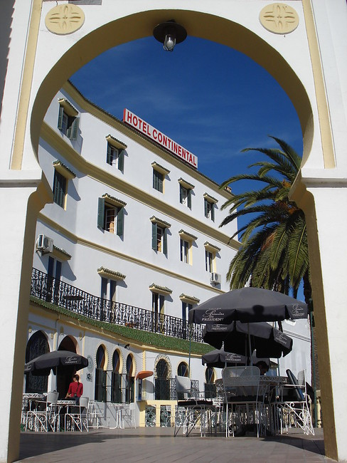 Hotel Continental, Tangier - Morocco