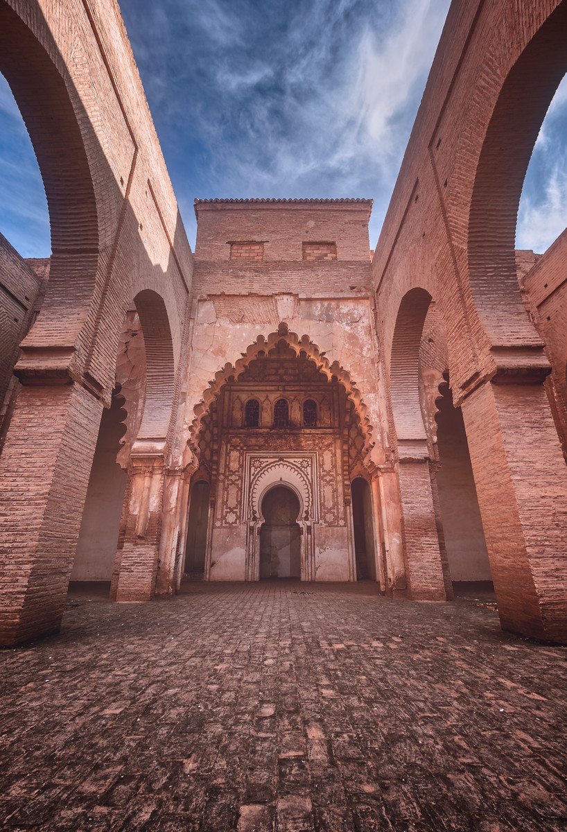Tinmel Mosque in Morocco - cycling vacation and photography tour with Kevin Wenning
