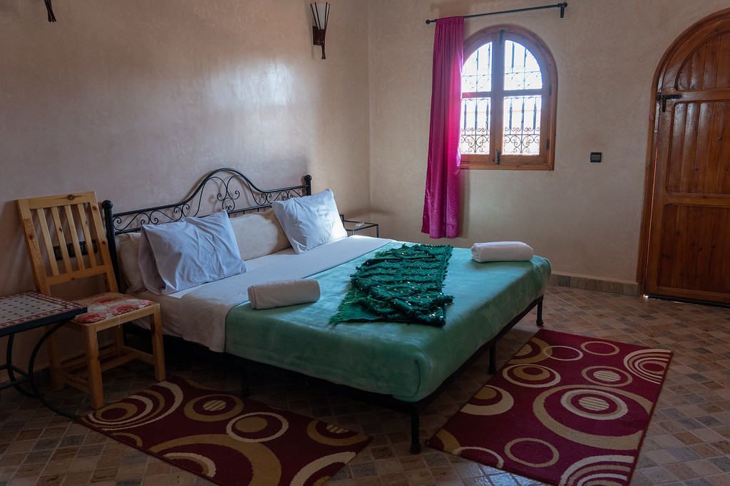 Hotel Ksar Ljanoub, Morocco