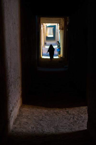 Ksar Alleys