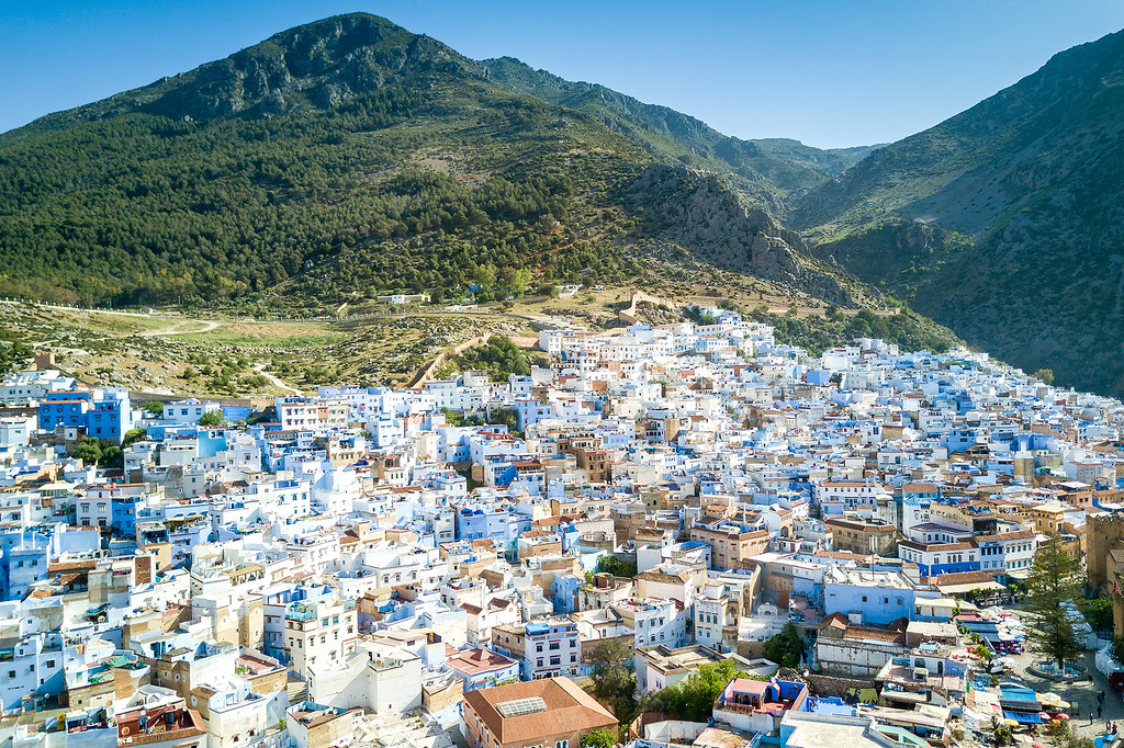 Chefchaouen Mountain Town