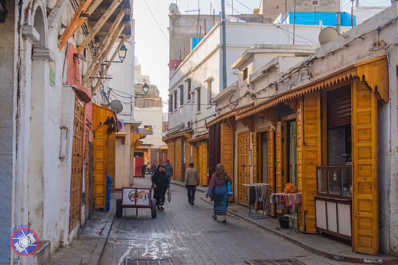 The Old Medina of Casablanca (©simon@myeclecticimages.com)