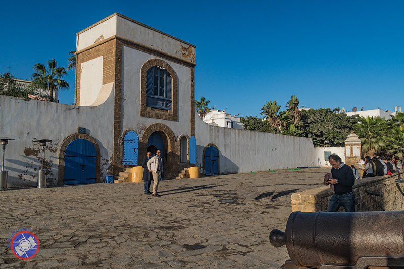 The Sqala or Old Fort in Casablanca (©simon@myeclecticimages.com)