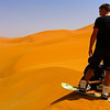 Sand boarder