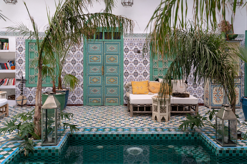 Riad BE The Oasis