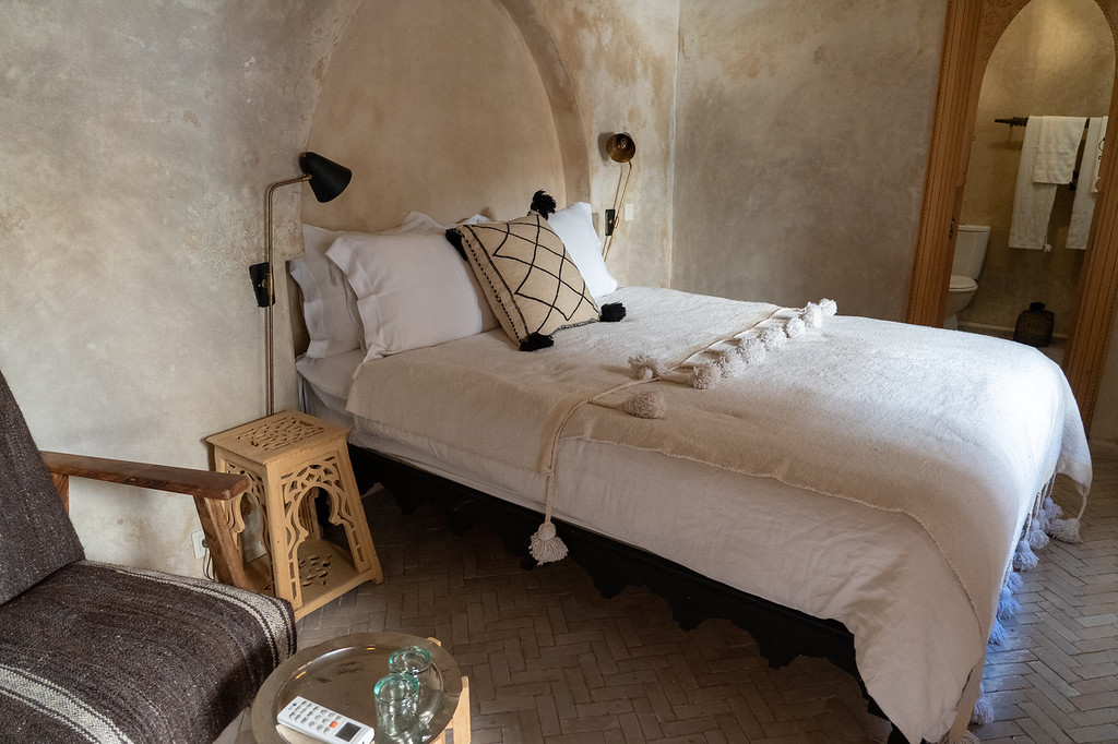 Room at Riad BE The Essence