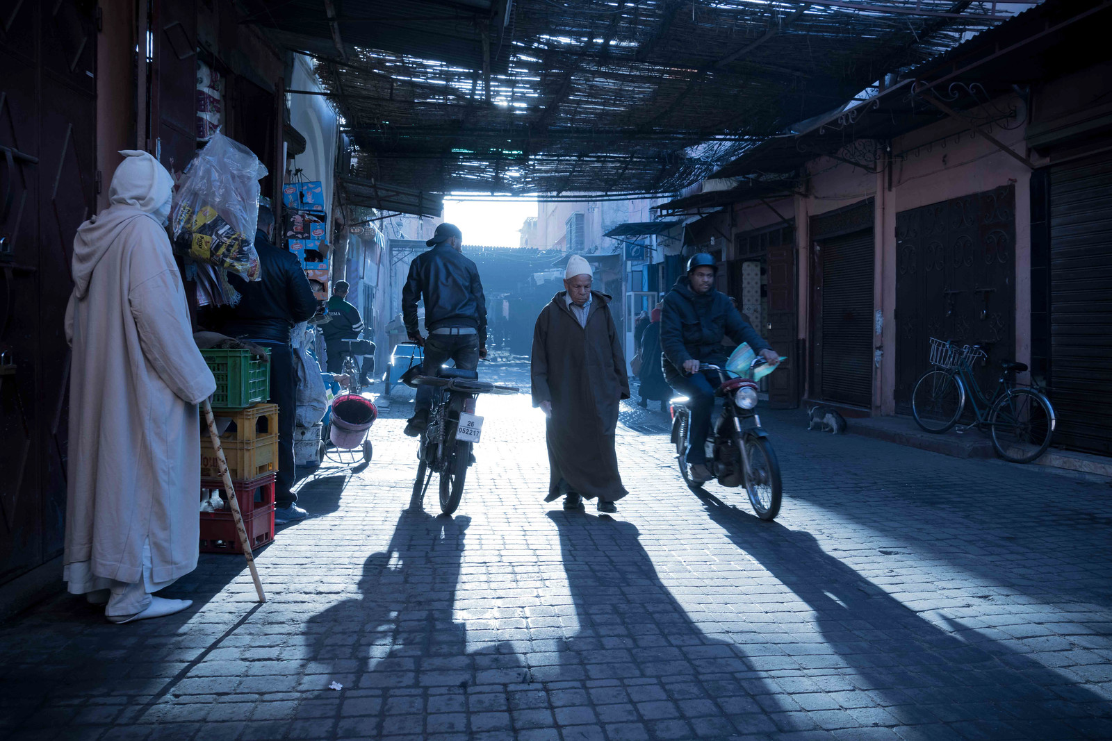 Medinas of Marrakech Morocco - cycling vacation and photography tour with Kevin Wenning