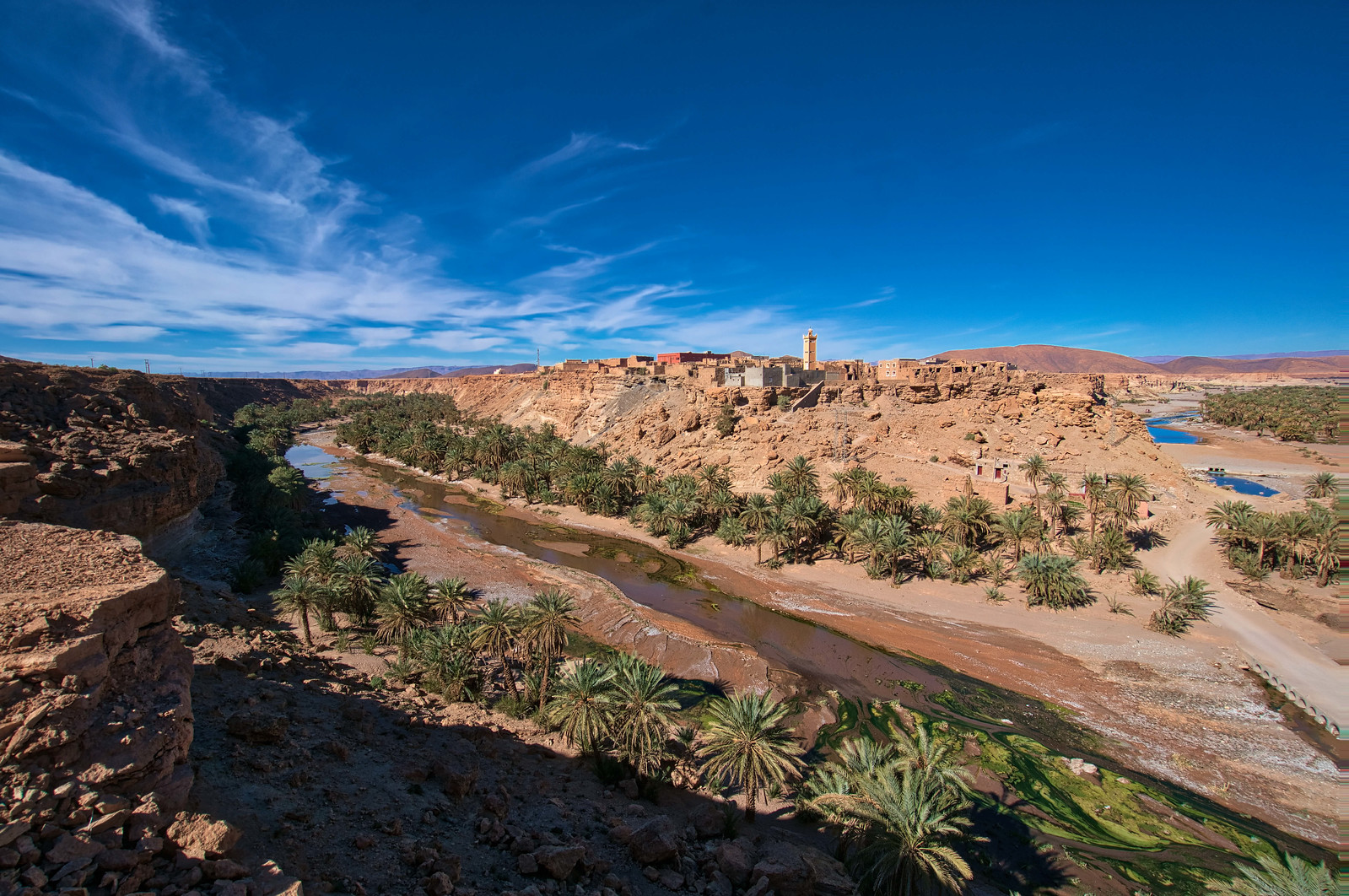 City in Southern Morocco - cycling vacation and photography tour with Kevin Wenning
