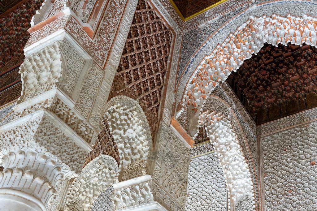 Details in the Hall of Twelve Columns