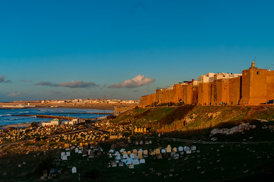 The Kasbah in Rabat